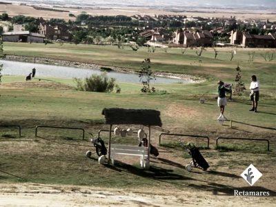 Retamares Club de Golf Madrid