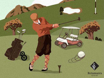 historia del golf