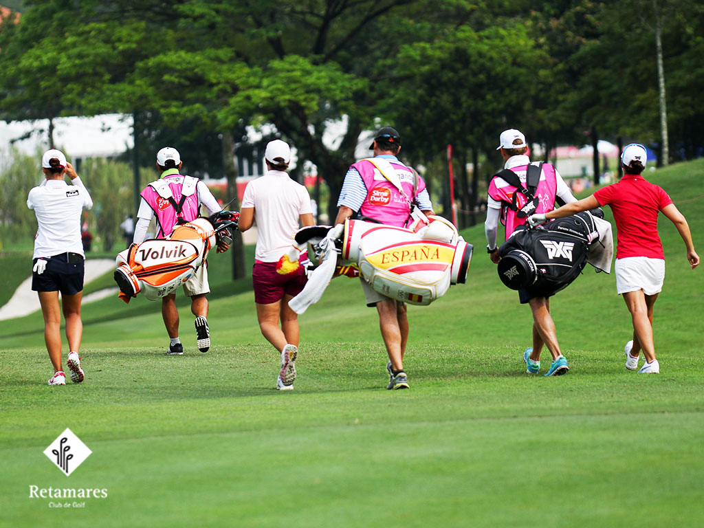 Mejores torneos de Golf masculino