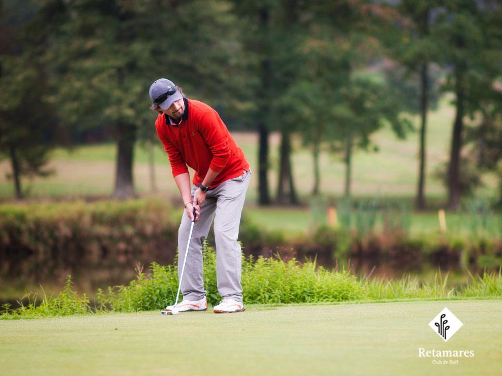 clases de golf en Madrid: el hándicap