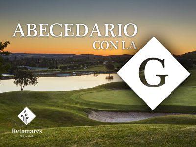 Diccionario de golf: la G