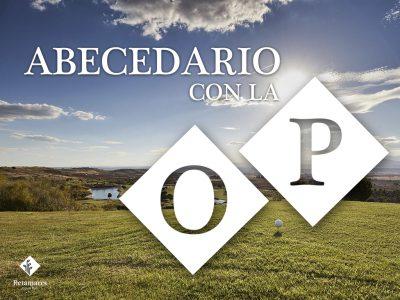 Vocabulario de Golf: O y P