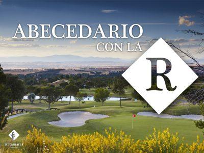 Golf en Madrid: Abecedario de términos de golf con la R