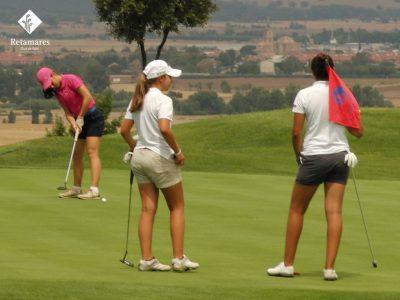 Golf para niños en Madrid: la liguilla del Club de Golf Retamares