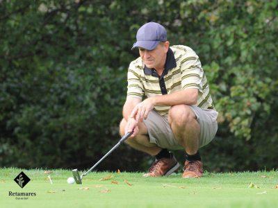 Lesiones más comunes entre quienes juegan al golf