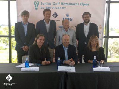 Junior Golf Retamares Open by IMG Academy