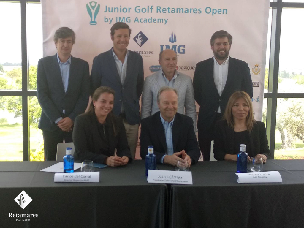 Junior Golf Retamares Open by IMG Academy