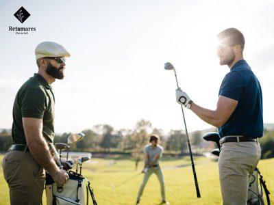 Errores principiantes - Golf en Madrid