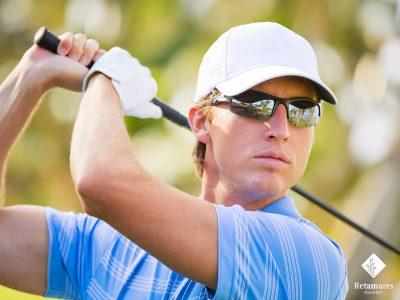 gafas de sol para jugar al golf en Madrid