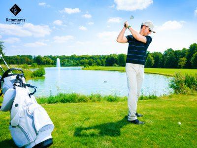 Golf en Madrid, los golpes de aproximación