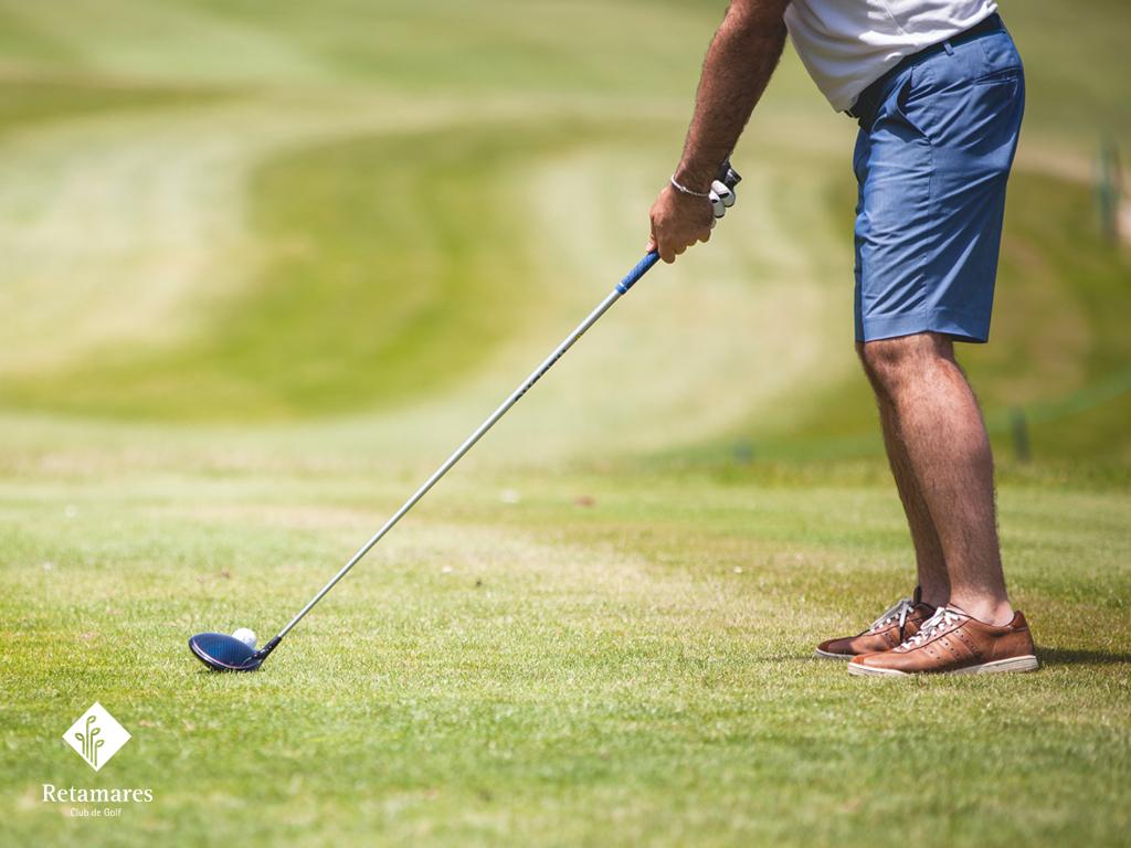 golf en Madrid Palos de golf para zurdos Retamares