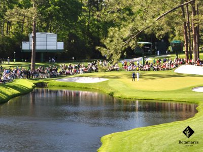 golf en Madrid Masters de Augusta