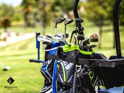 golf en Madrid Retamares palos de golf para principiantes