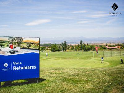 golf en Madrid Retamares black friday