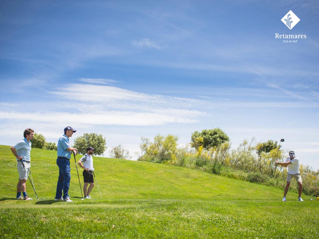 nuevas reglas del golf para 2019 Club de Golf Retamares