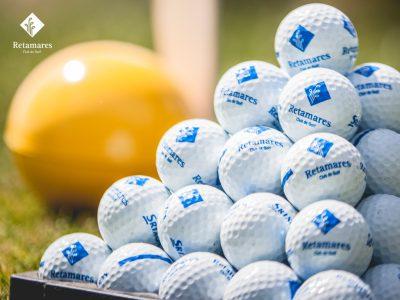 golf en Madrid - Retamares- historia de las bolas de golf