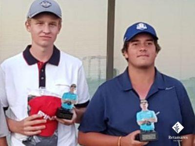 golf para niños en Madrid - Club de Golf Retamares - resultados