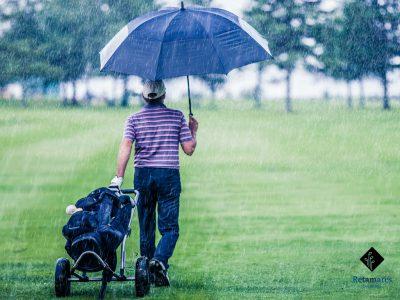 golf en Madrid Retamares climatología