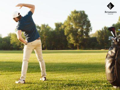 golf en Madrid - entrenamiento para golfistas - Retamares
