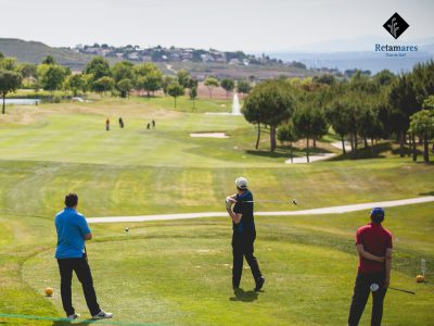 golf en Madrid modalidades (II) Retamares