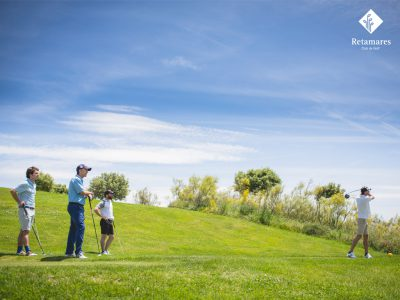 modalidades de juego de golf en Madrid - Club de Golf Retamares